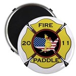 Fire Paddle Magnet