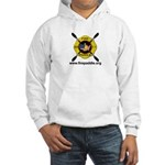 Fire Paddle Hooded Sweatshirt
