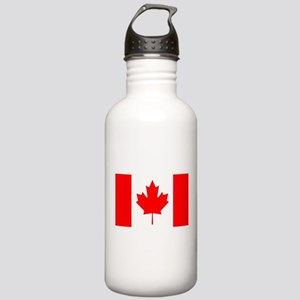 Canada Flag Stainless Water Bottle 1.0L