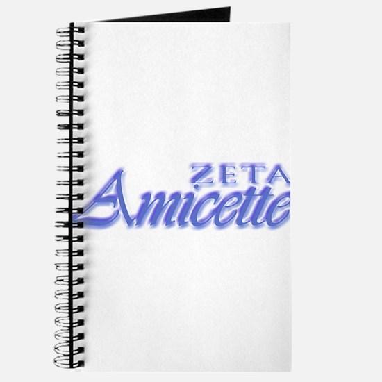 Unique Zeta phi beta amicettes Journal