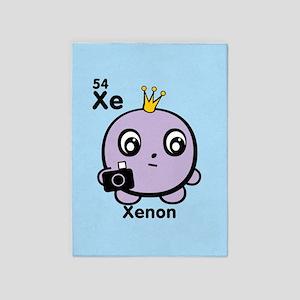 Cute Element Xenon Xe 5'x7'Area Rug