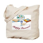 Passover Table Tote Bag