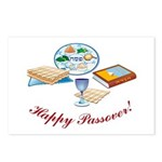 Passover Table Postcards (Package of 8)
