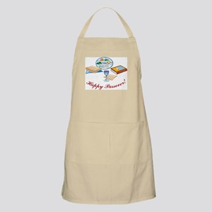 Passover Table BBQ Apron