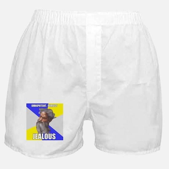 Troll God Boxer Shorts