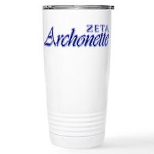 ZetaArchonette Stainless Steel Travel Mug