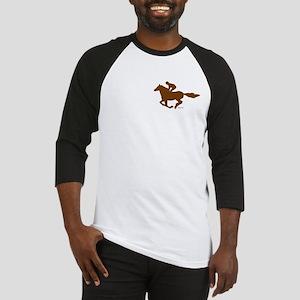 Horse Racing (4) Baseball Jersey