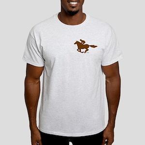 Horse Racing (4) Light T-Shirt