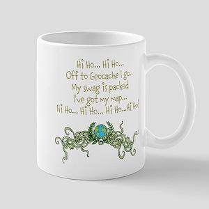 Hi Ho Geocache Mug