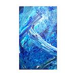 Kismyth Art Painting_Blue Hawaii