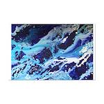 Mini Feng Shui poster print: Water