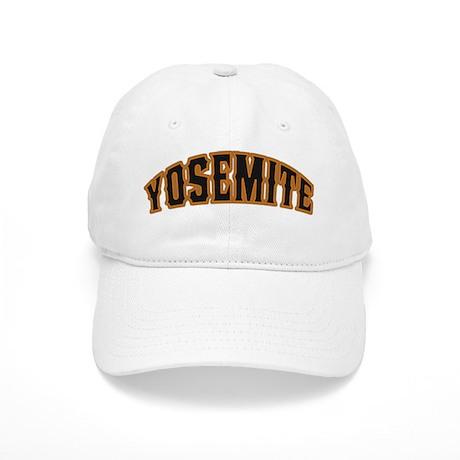 Yosemite Bear Face Cap