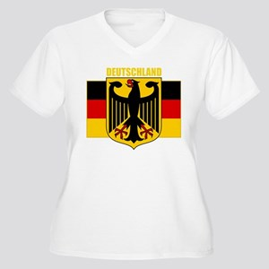 Germany COA 2 (B) Plus Size T-Shirt
