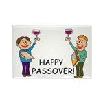 Happy Passover! Rectangle Magnet