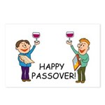 Happy Passover! Postcards (Package of 8)