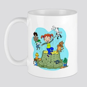 Jumping Fun Mug