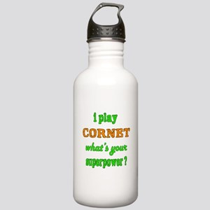 I play Cornet what's y Stainless Water Bottle 1.0L