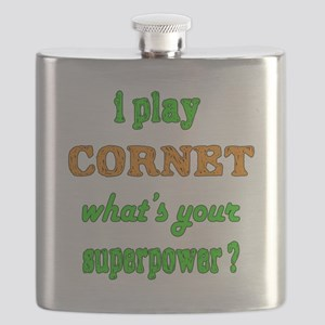 I play Cornet what's your superpower ? Flask
