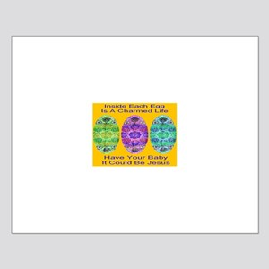 A Charmed Life Golden Small Poster