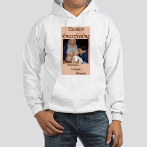 Tandem Nursing Advocacy Hooded Sweatshirt