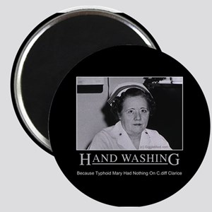 Infection Control Humor 02 Magnet