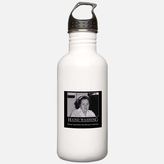 Infection Control Humor 02 Water Bottle