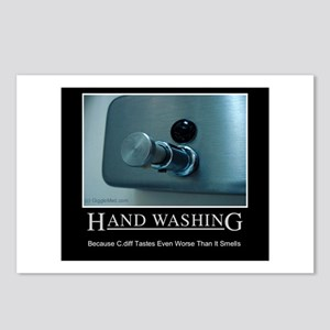 Infection Control Humor 01 Postcards (Package of 8