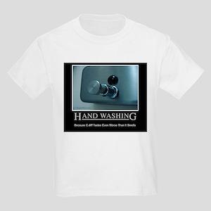 Infection Control Humor 01 Kids Light T-Shirt