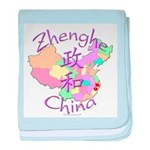 Zhenghe China baby blanket