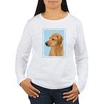 Rhodesian Ridgeback Women's Long Sleeve T-Shirt
