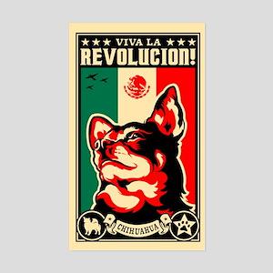 Viva la Revolucion CHIHUAHUA Sticker
