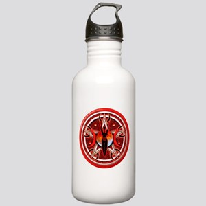 Pentacle of the Red Goddess Stainless Water Bottle