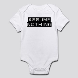 Assume Nothing Infant Creeper