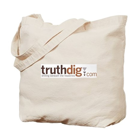 Truthdig Tote Bag