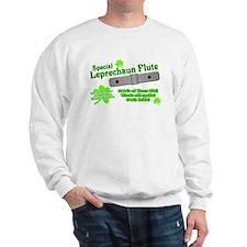Special Leprechaun Flute Sweatshirt