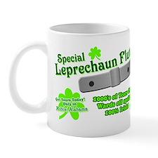 Special Leprechaun Flute Mug