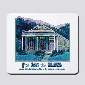 I've Got the Blues, NOLA Mousepad