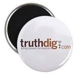Truthdig Magnet Magnets