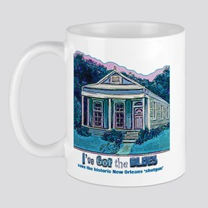 I've Got the Blues, NOLA Mug