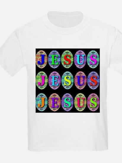 JESUS EGGS (TM) Kids T-Shirt