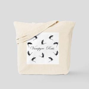 Vampyre Rats Tote Bag
