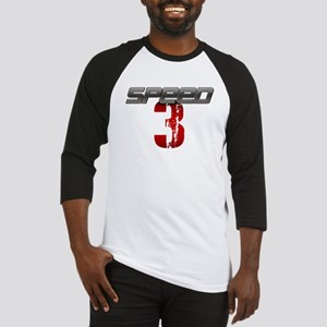 SPEED 3 Baseball Jersey