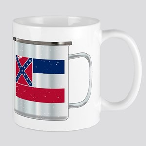 Mississippi Tin Cup Mugs