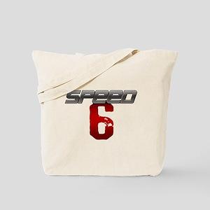 SPEED 6 Tote Bag