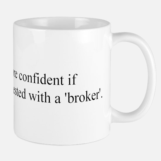 Broker Mug