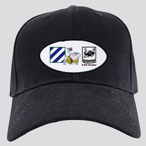 4BN/64Armor Rocky 3ID Black Cap