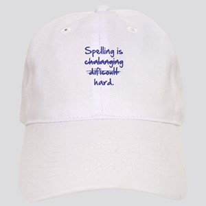 Spelling Is Hard Cap