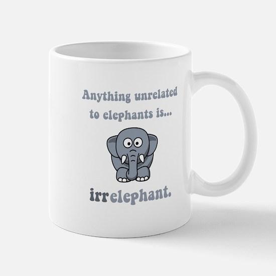 Irrelephant Mug