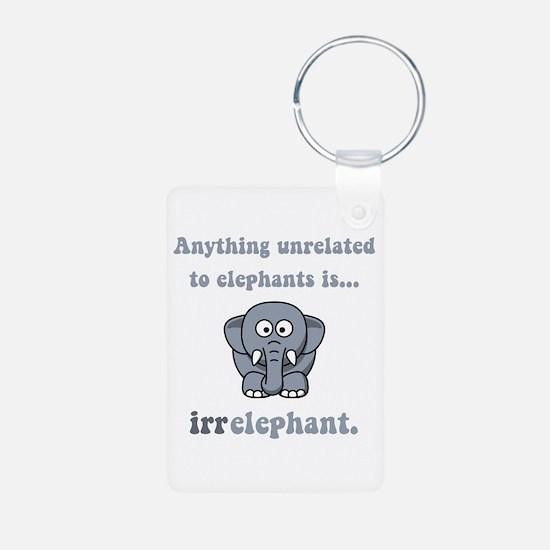 Irrelephant Keychains