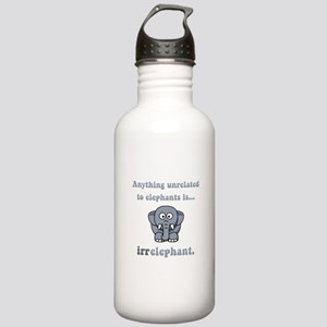 Irrelephant Stainless Water Bottle 1.0L